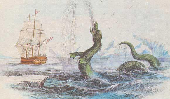 Monstre du lac de Saint-Nérée